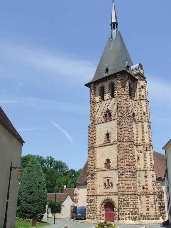 église de senonches
