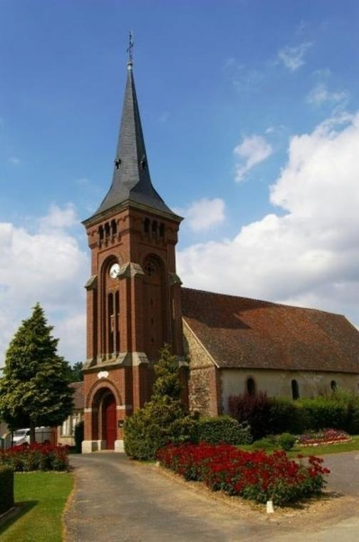 église la chapelle fortin