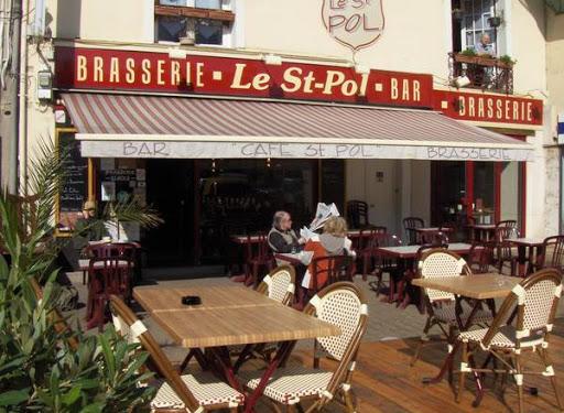 terrase café saint pol