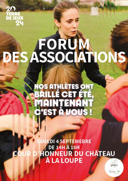 04.09.21 Forum asso La Loupe
