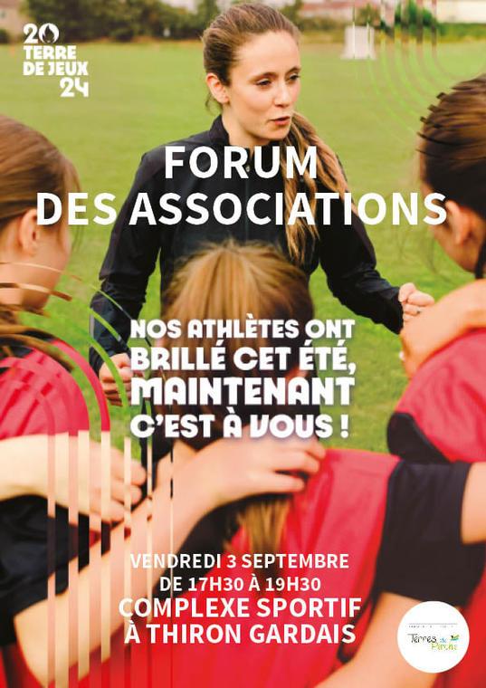 05.09.21 Forum asso Thiron-Gardais