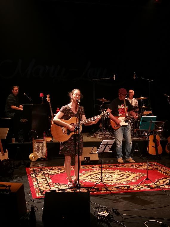Concert avec le groupe marylou-plozevet-pays bigouden