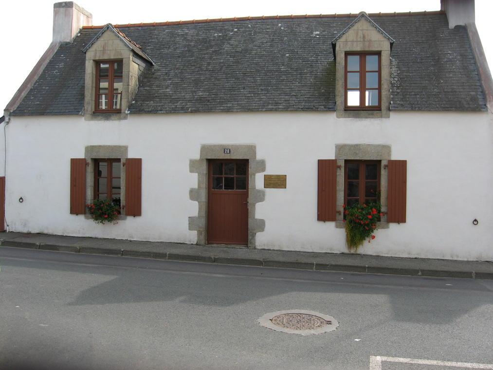Maison natale de Pierre Jakez Hélias -Pouldreuzic