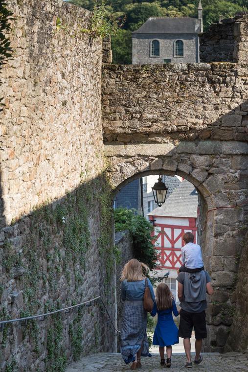 Poterne St Jean - Moncontour