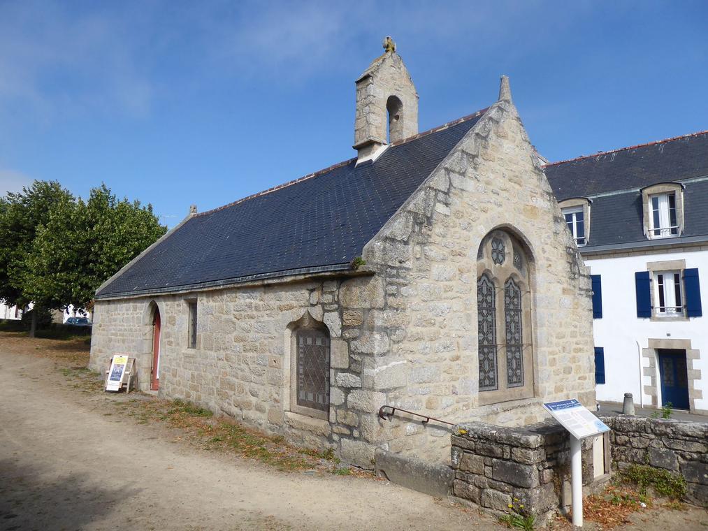 Chapelle Pors Bihan - Loctudy - Pays bigouden sud