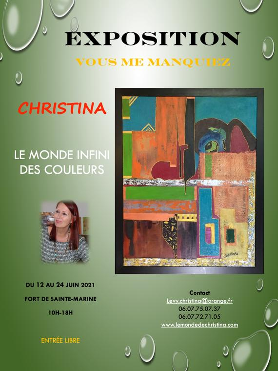 Expo peinture - Sainte-Marine - Pays Bigouden Sud