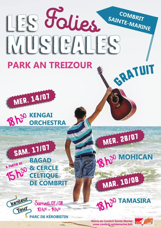 Echange culture bretonne - Combrit Sainte-Marine - Pays Bigouden