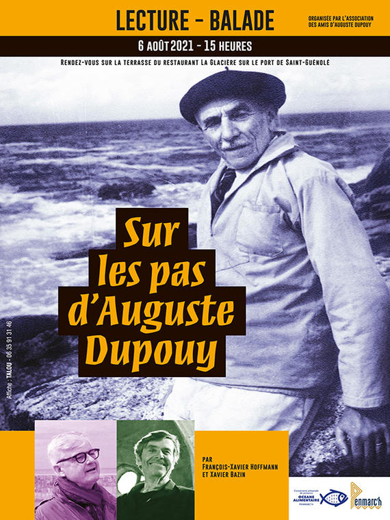 Lecture - Balade Auguste Dupouy