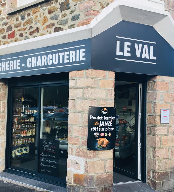 Boucherie-du-Val