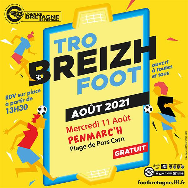 Breizh foot août 2021