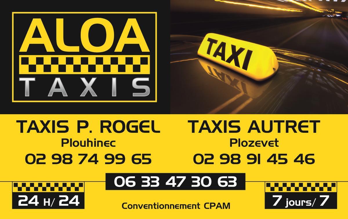 Aloa Taxi Plozévet et Plouhinec