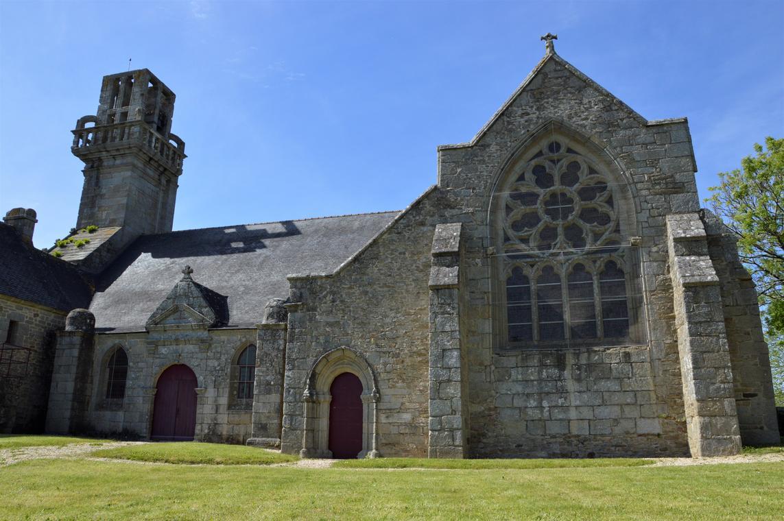 Chapelle Languivoa-ploneour-lanvern-pays bigouden