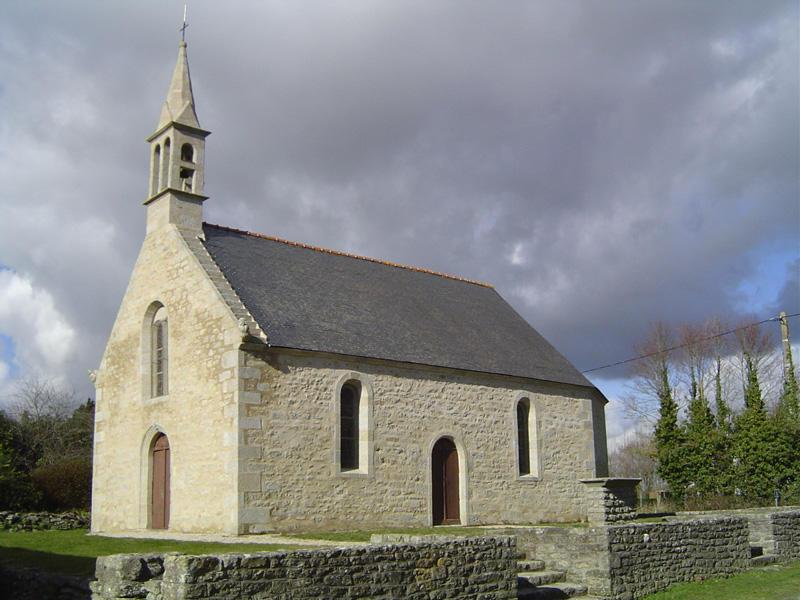 Chapelle St Côme et Damien - Plomeur - Pays bigouden sud