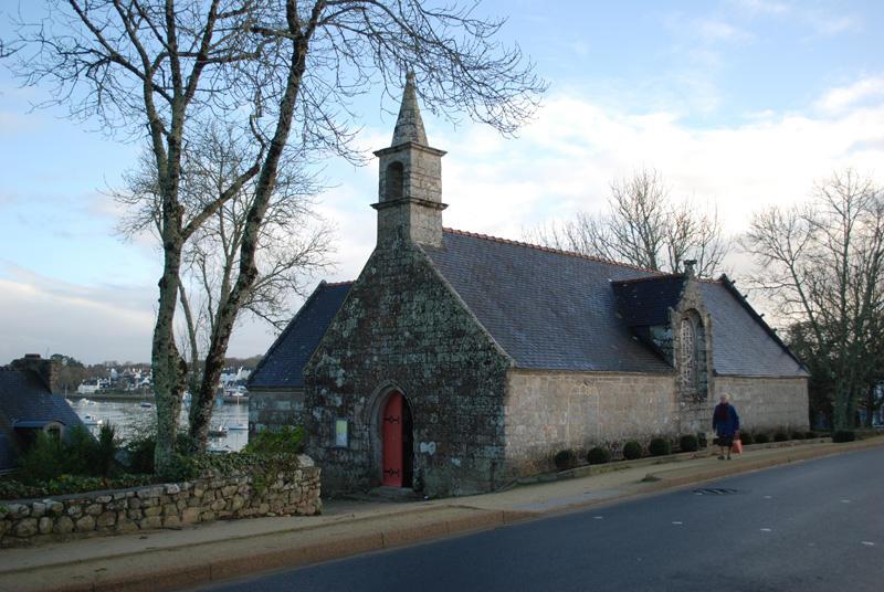 Chapelle credit photo M. Goenvec