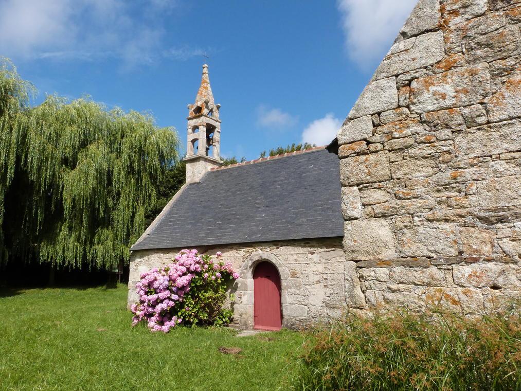 Chapelle St Evy- Saint Jean Trolimon - Pays bigouden sud