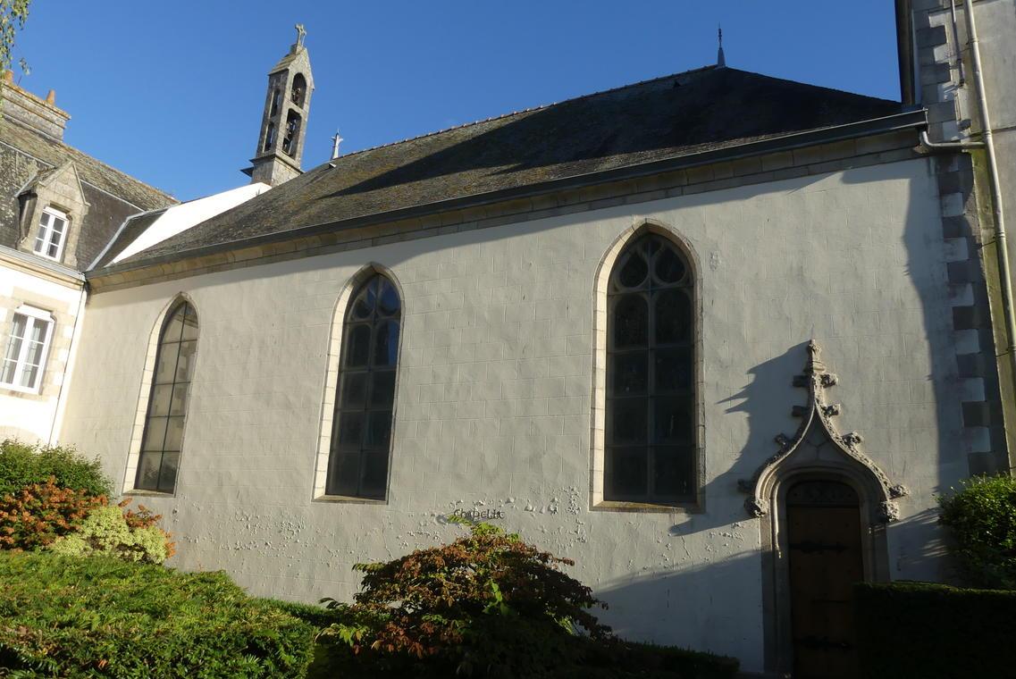 Chapelle des Augstines - Pont-l'Abbé - Pays bigouden sud