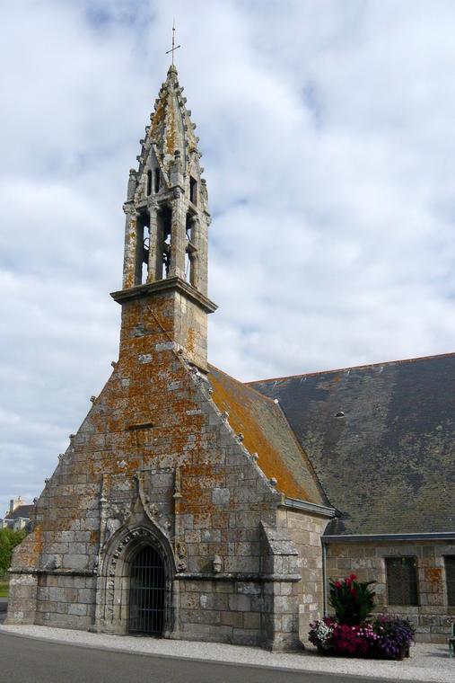 Clocher_de_l'église_Notre-Dame-des-Flots,_Léchiagat,_Finistère_(France)