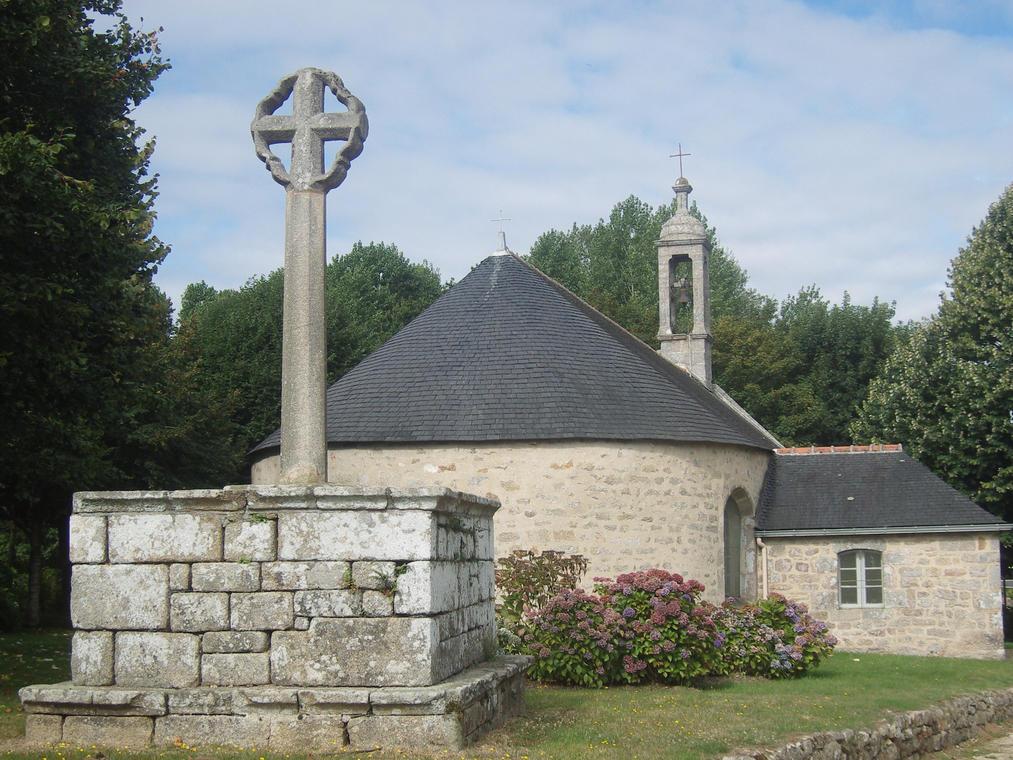 Calvaire de la Chapelle Crouaziou - Loctudy - Pays bigouden sud