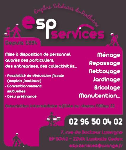 ESP-service