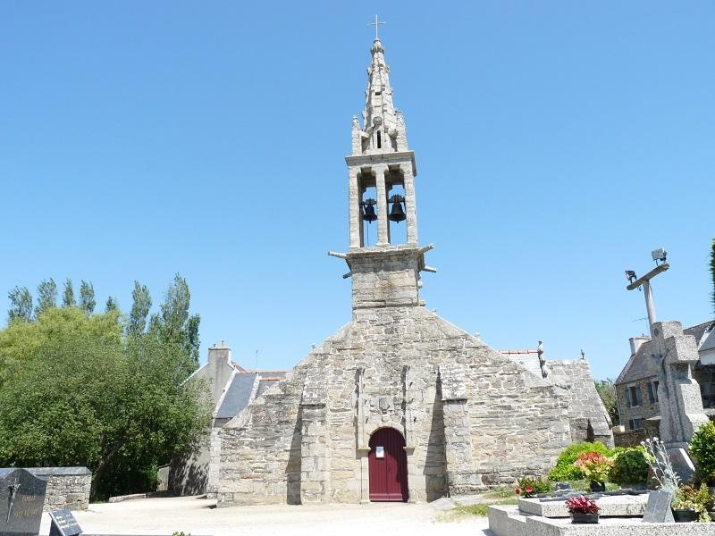 Eglise Saint Faron - Pouldreuzic