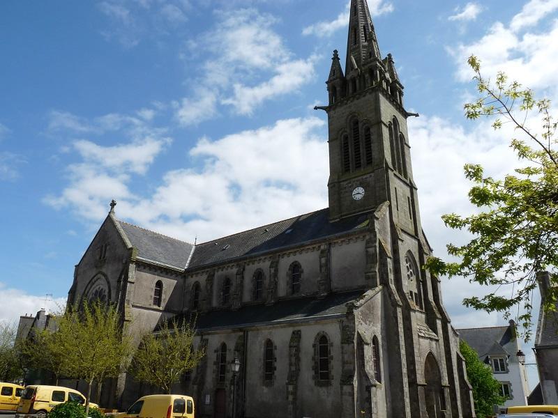 Eglise Saint Pierre - Plogastel Saint Germain