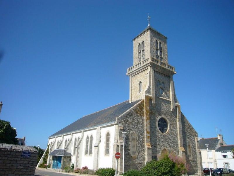 Eglise Sainte-Anne - Le Guilvinec - Pays Bigouden Sud (2)
