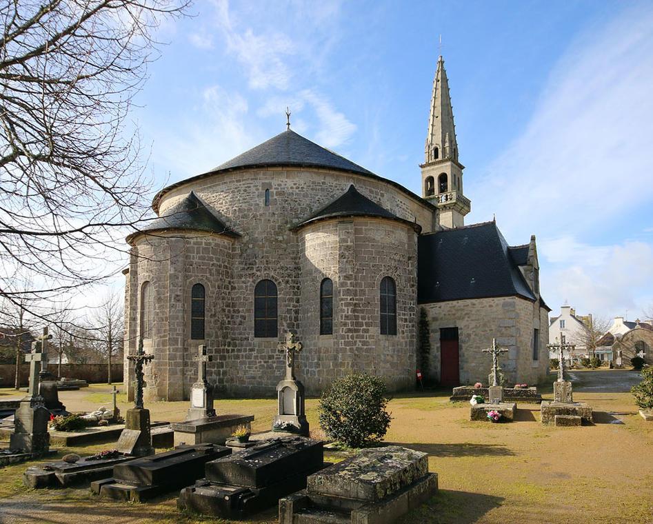 Eglise-St-Tudy Loctudy Pays Bigouden