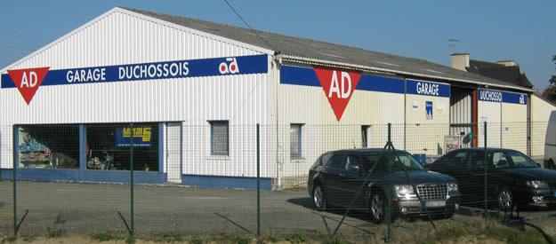 Garage Duchossois