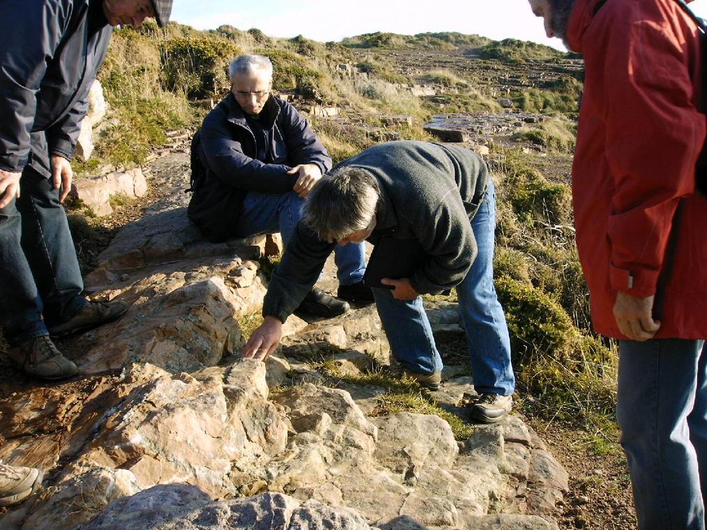 Analyse de la roche