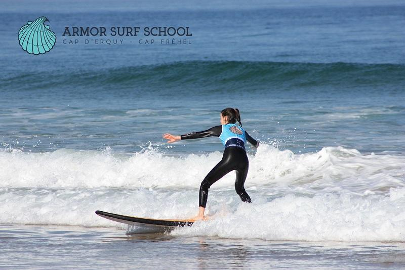 Armor Surf School