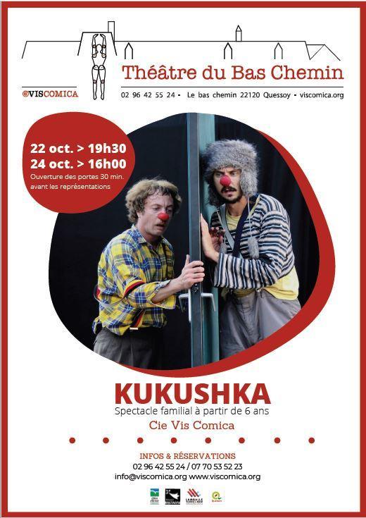 affiche Kukushka