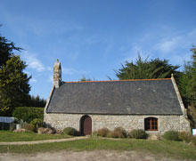Chapelle St-Oual - Loctudy - Pays bigouden sud