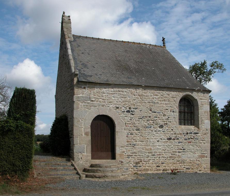 Chapelle La Ville-es-Zion - Hénon - Moncontour