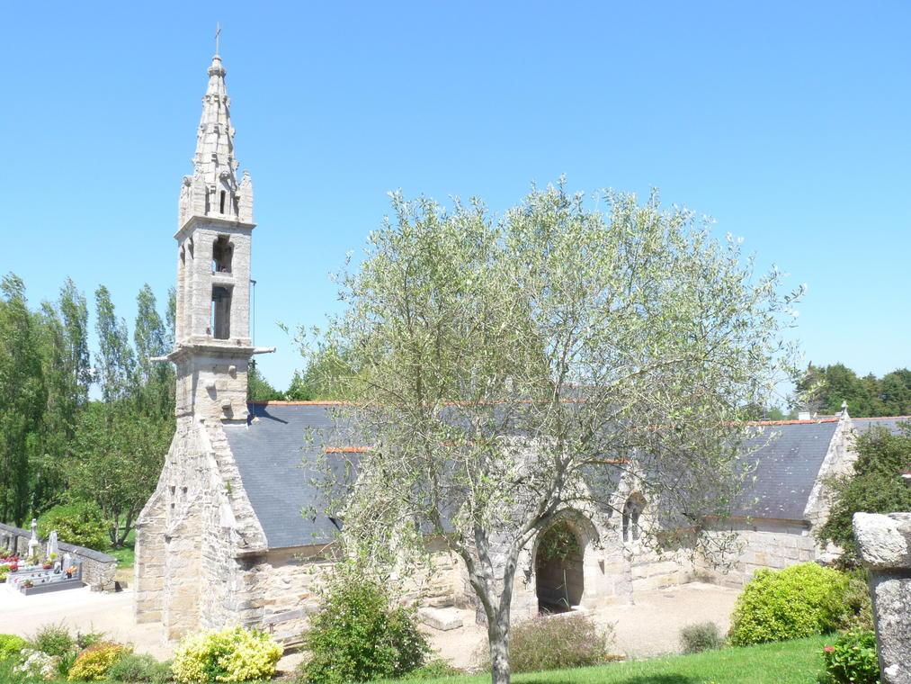 Eglise Saint Paban-Pouldreuzic