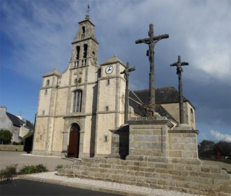 Eglise Sainte-Thumette Plomeur Pays Bigouden Sud