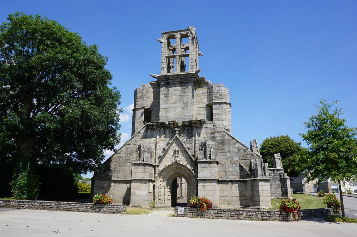 Pont-l'Abbé - église de Lambour