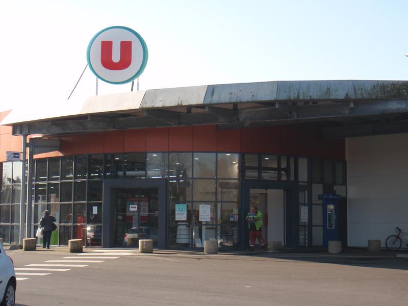 Supermarché - Super U - Combrit - Pays Bigouden - 1