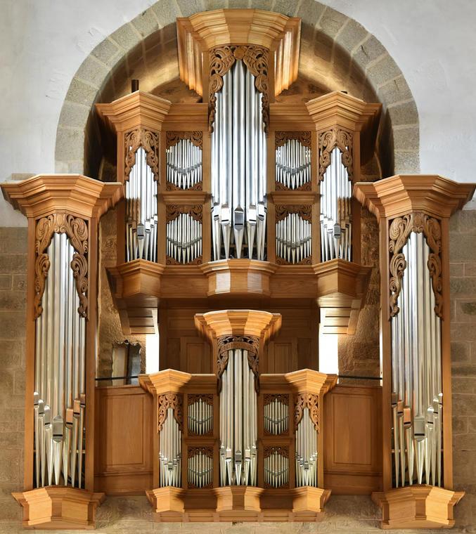 L'orgue de Loctudy