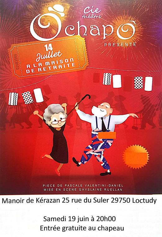 Théâtre - Loctudy - Pays Bigouden