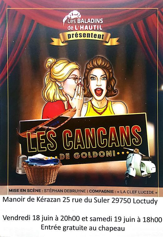 Theâtre - Loctudy - Pays Bigouden