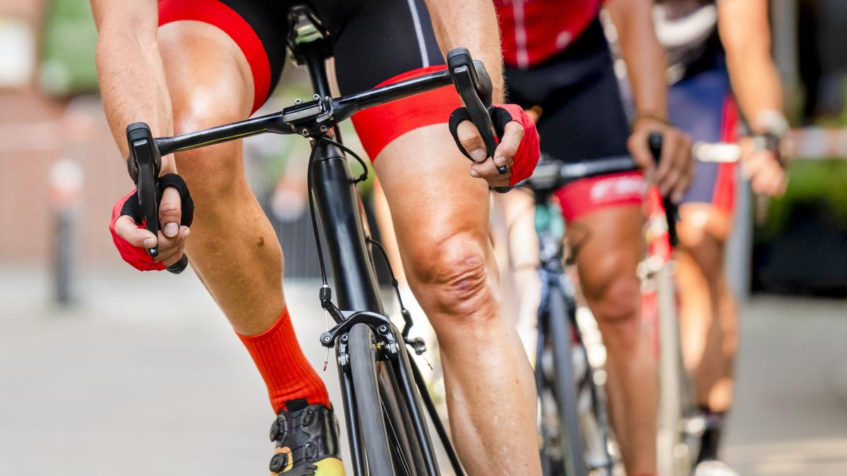 Course cycliste - Plomeur - Pays Bigouden Sud