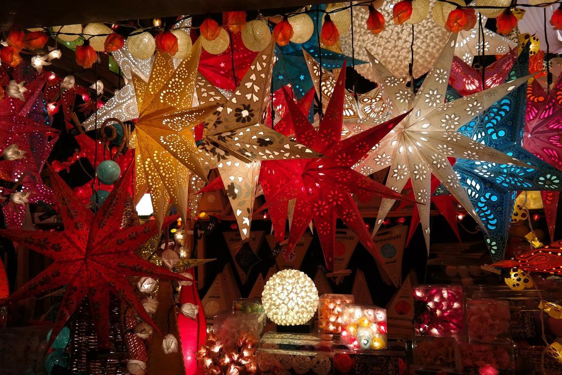 Marché de Noël - Ploneour-Lanvern-Pays Bigouden