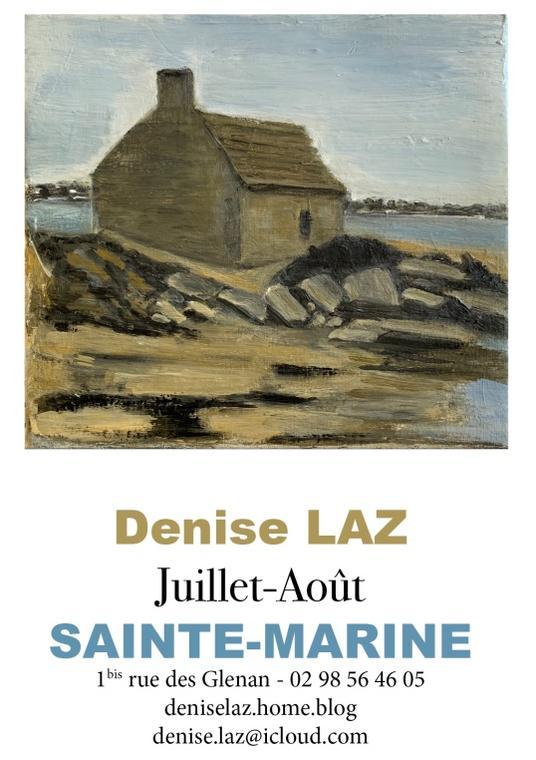 Expo peinture - Sainte-Marine - Pays Bigouden