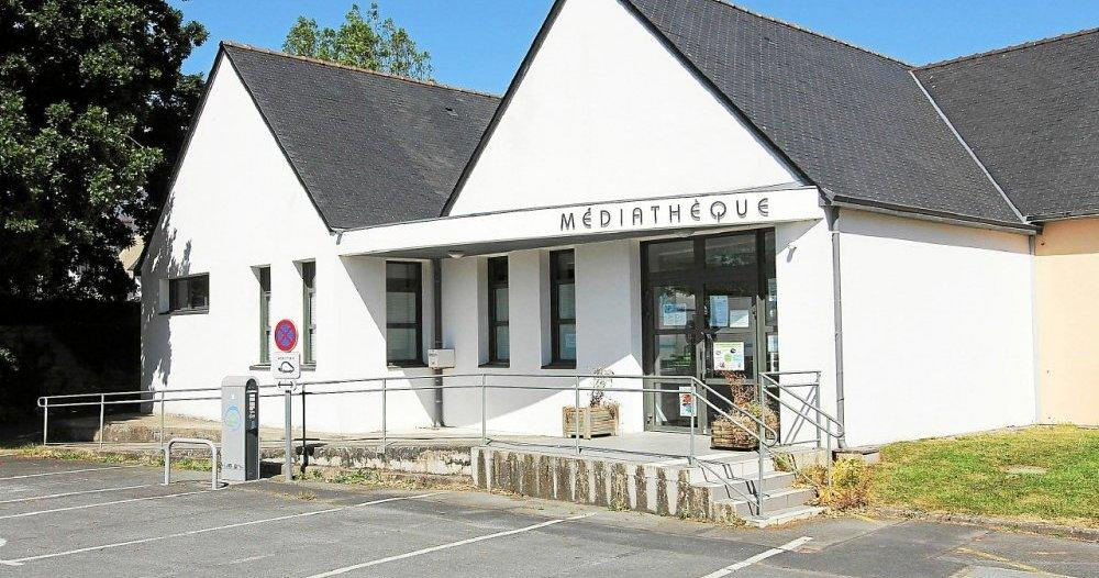 Médiathèque - Plobannalec-Lesconil - Pays Bigouden