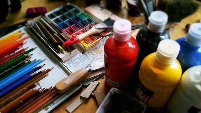 stage d'arts plastiques-ploneour-lanvern-pays bigouden