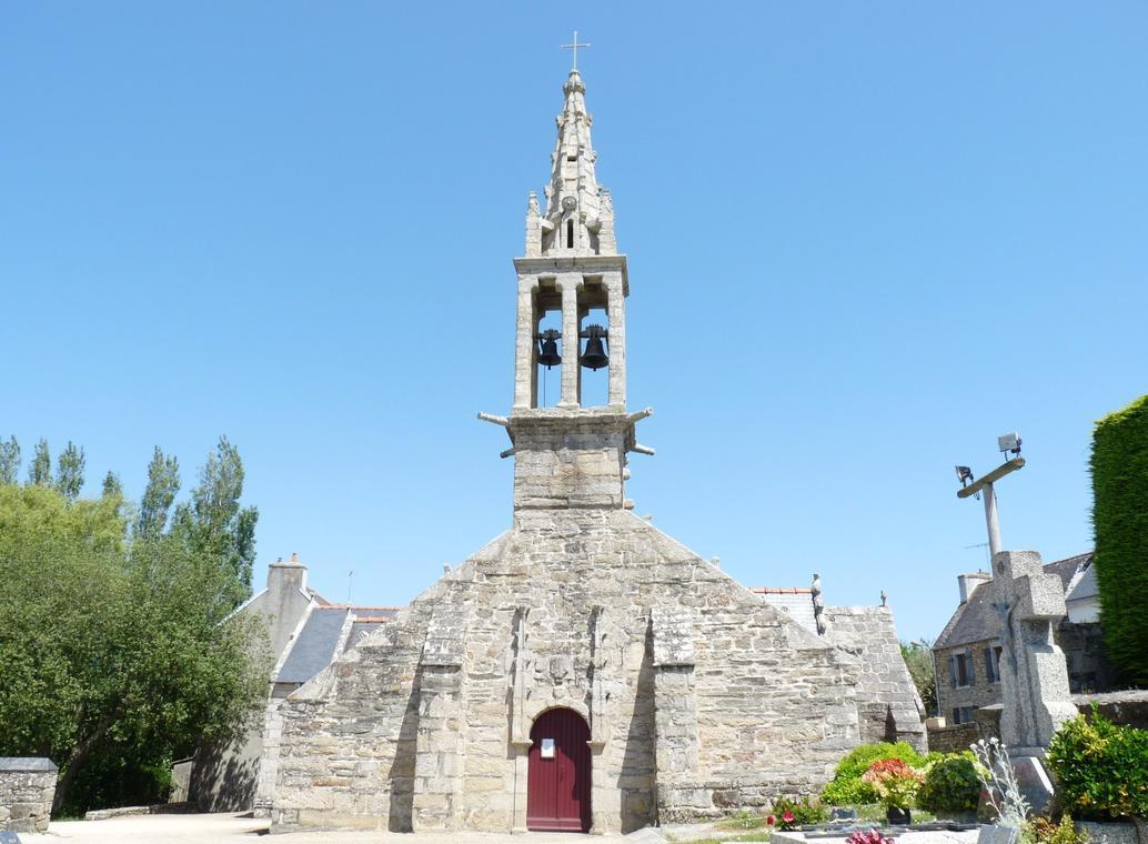 Eglise St Faron et St Fiacre - Pouldreuzic