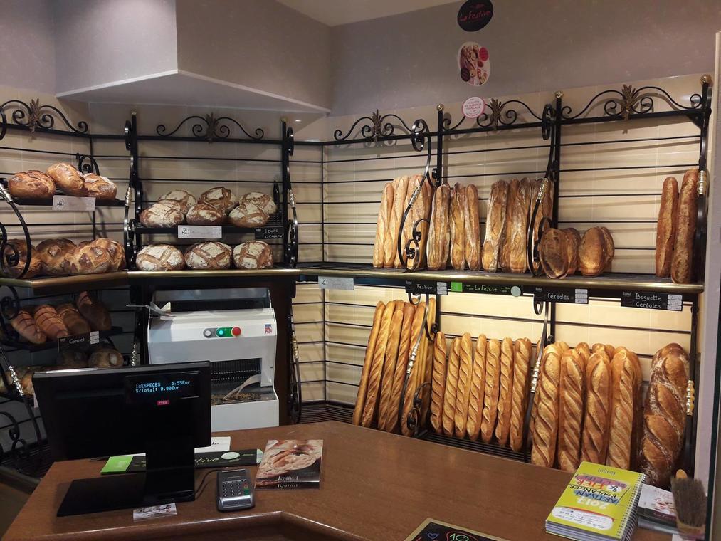 photo boulangerie four et moulin