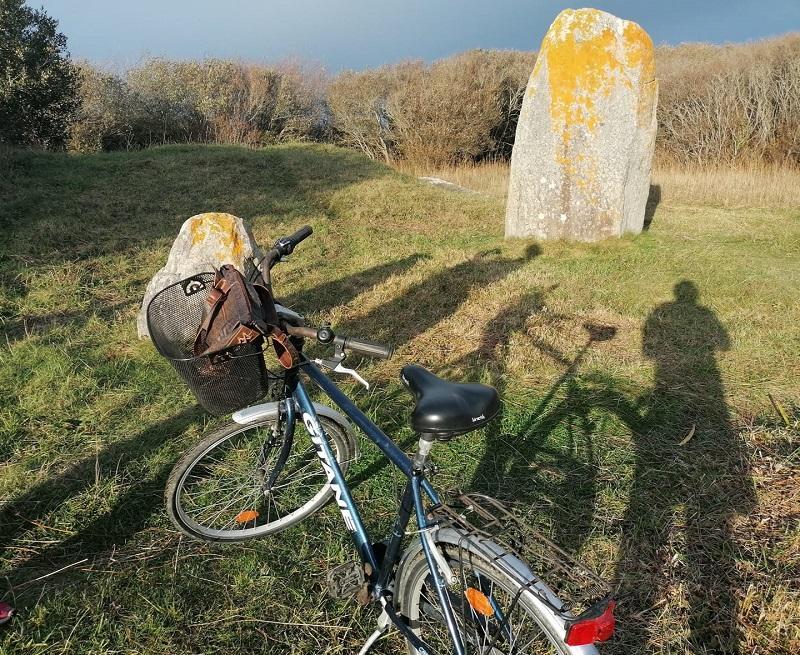 Détente & Découvertes - Visite guidée à vélo - St Jean Trolimon - Pays Bigouden