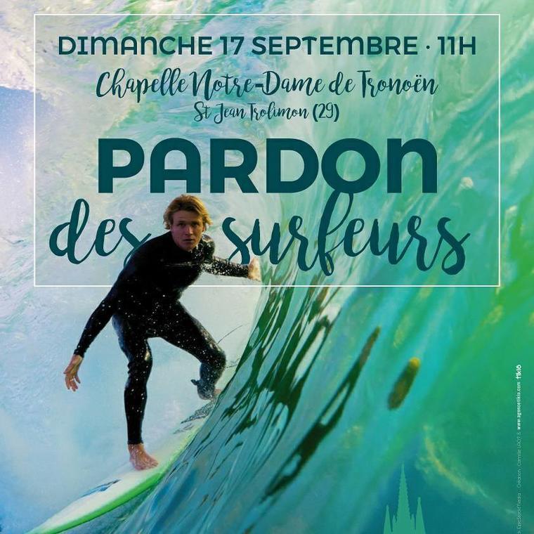 Pardon des surfeurs - Saint Jean Trolimon - Pays Bigouden