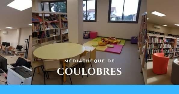 MEDIATHEQUE COULOBRES